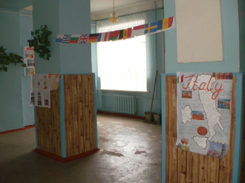 In the School Hall